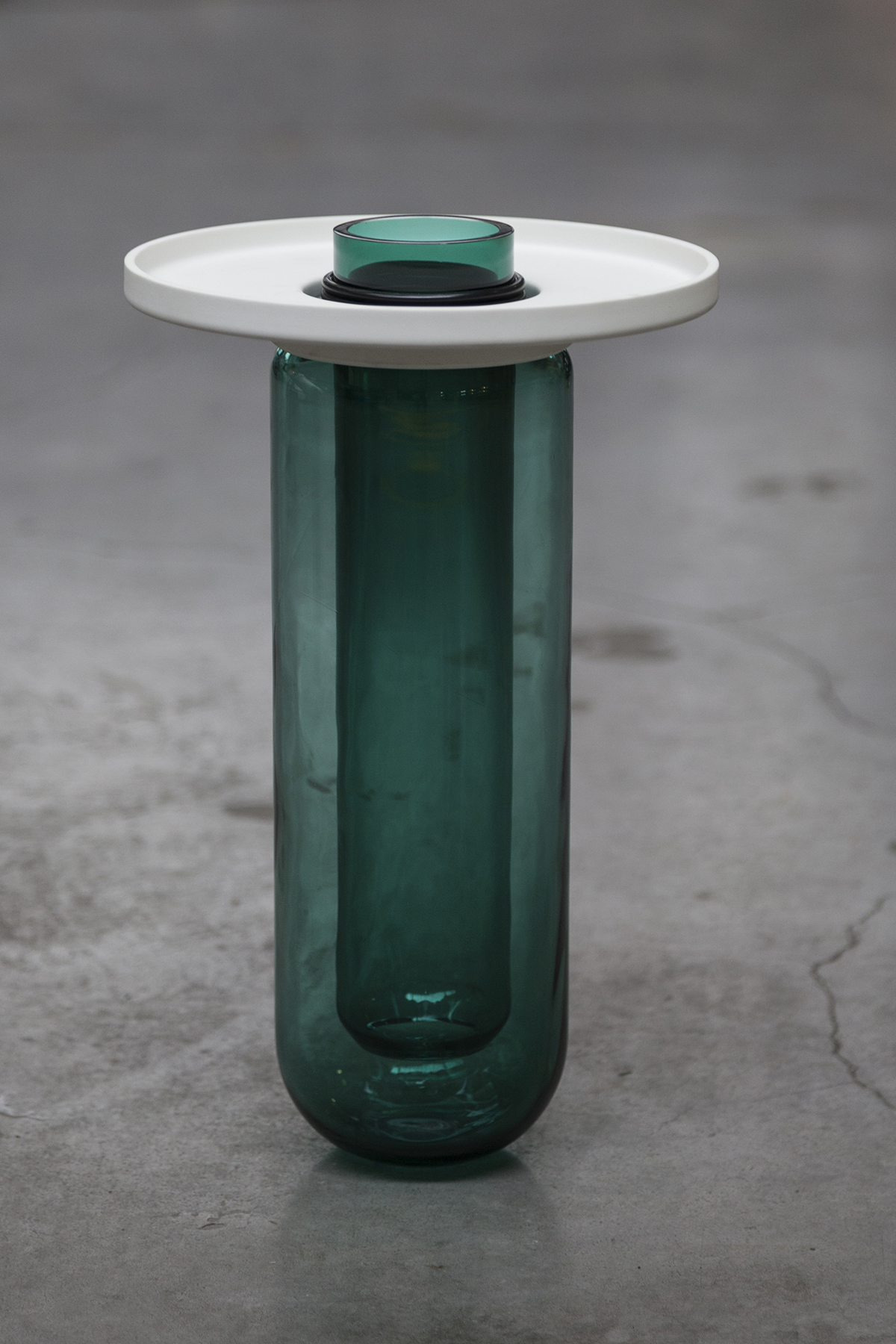 Samy Rio, Vase composé, 2015-2016 Photo : S. Rio Collection Cirva