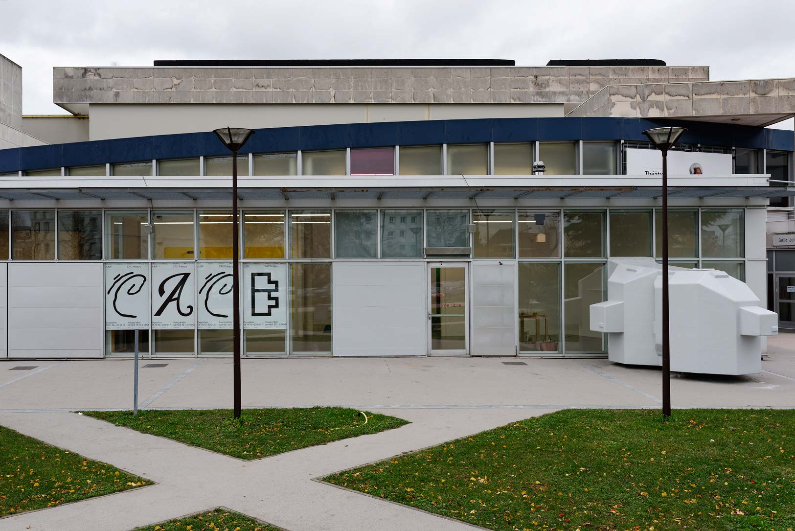 CAC Brétigny, centre d'art contemporain d'intérêt national