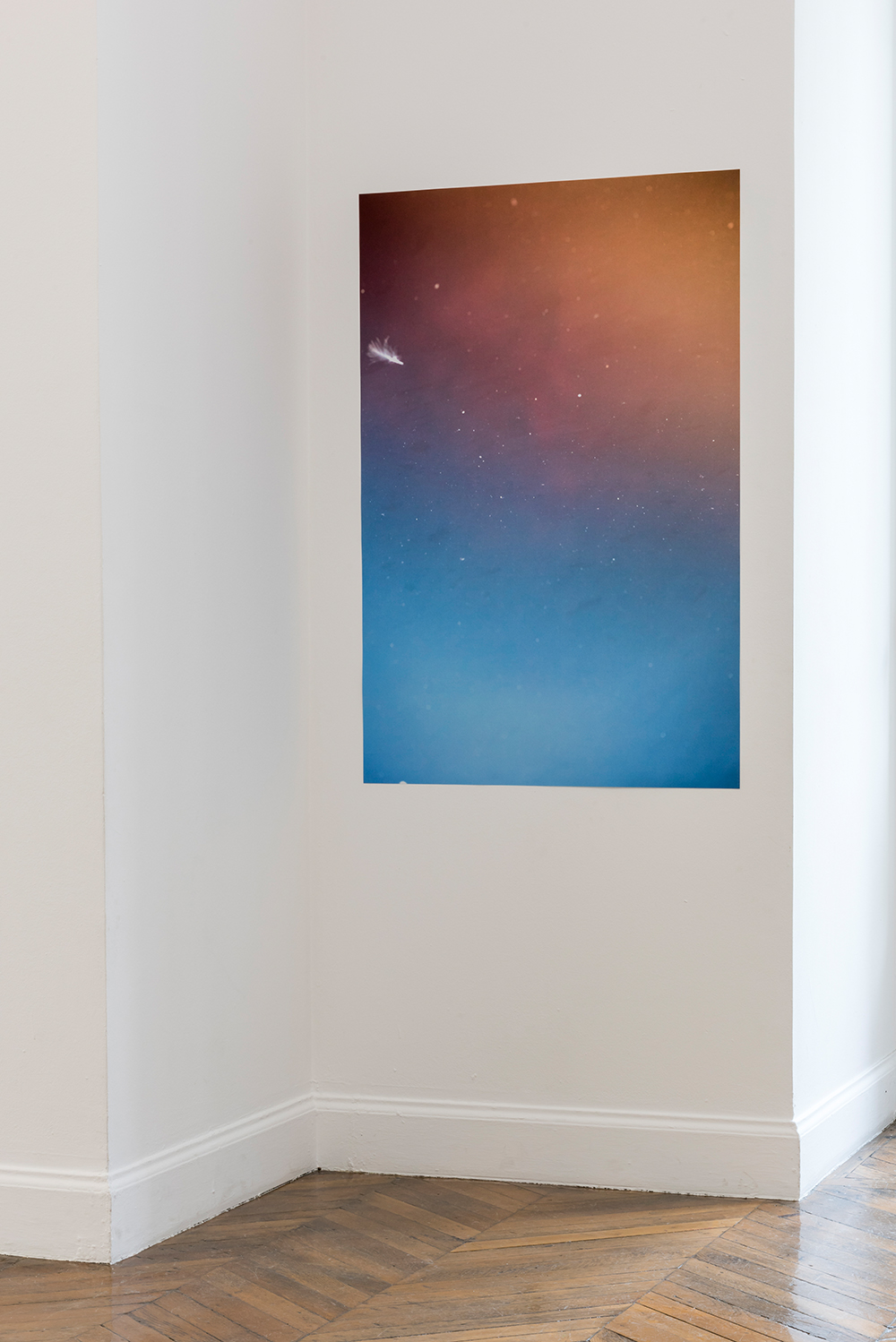 Alicia Frankovich They Gave us their Moon, 2016 Photographie 80 x 120 cm Courtesy de l'artiste Photo : Pierre Antoine, 2016