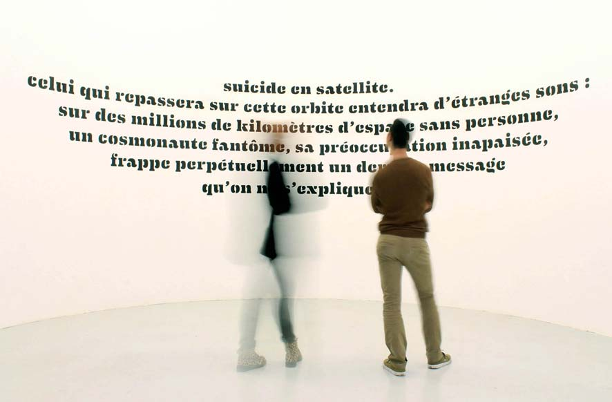 Pierre Belouin - Suicide en satellite